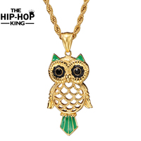 2016 Fashion Mini Owl Animal Charms Vintage Metal Stainless Steel Charms Trendy Small Antique Charms Jewelry