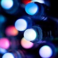 50 SZTUK 12mm doprowadziły pikseli ws2811 moduł DC12V cyfrowy rgb kolorowy wodoodporny ip68 doprowadziły światła ciąg na listy znak