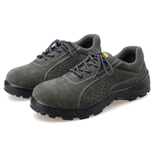 AC11008 Shoes Safety Work Wear Boots Steel Toe Footwear Shoe Protection Chainmail
