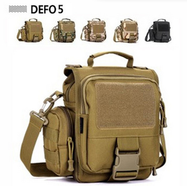 8a3ffbb6d8d0 Army Soldier Tactical Bag Outdoor Travel Hiking Military Shoulder Bag Molle  System Tactical Survival Pouch Men Messenger Bags