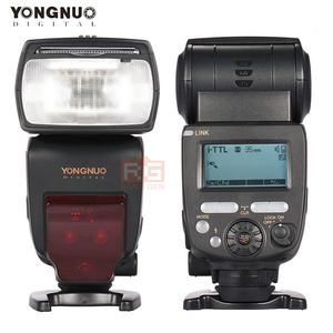 Image 2 - YongNuo YN 685 YN685C GN60 2.4G Sistemi i ttl HSS Kablosuz Manuel Flaş Speedlite + YN 622C TX Flaş Tetik canon 5 DIII 650D