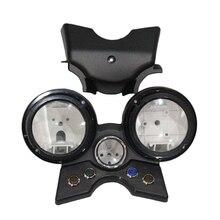 все цены на Motorcycle Speedometer Odometer Tachometer Nstrument Gauge Cover Instrument Housing CaseFor Suzuki Bandit GSF250 GJ77A 1995-1998 онлайн