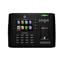 Iclock700 цифровые изображения Биометрические USB Ip часы машина часы с контролем доступа время записи 3 5 дюймов TFT экран черный