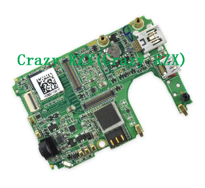 Original Main Board Motherboard For Gopro HERO 3 Hero3 Silver Edition Processor MCU PCB Action Camera Repair Part