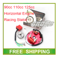 90cc 110cc 125cc dirt pit bike horizontal engine DHZ high speed racing motorcycle stator magneto coil accessories free shipping