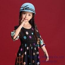 Little Girl Hats 2014 Winter New 100 Wool Children Pageant Bow Hair Accessories Sparkling Rhinestone Children