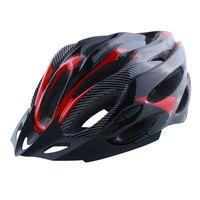 Cycling Helmet Bicycle Bike Adjustable Ultralight 65 Cm Mountain with Visor Road
