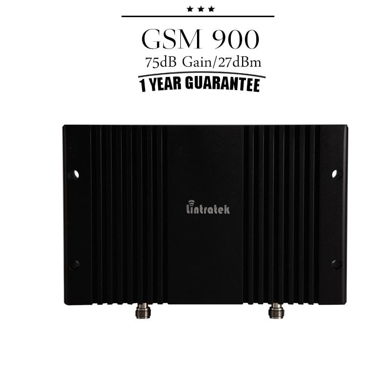 Lintratek 75dB získává GSM 900 mhz Posilovač signálu mobilního - Příslušenství a náhradní díly pro mobilní telefony