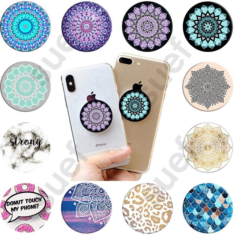 Pop Mobiele Telefoon Houder Socket Het Tapijt Patroon Verwijderbare Lijm Airbag Vinger Houder Uitbreiden En Grip Voor Iphone Popsocket Een Brede Selectie Kleuren En Motieven
