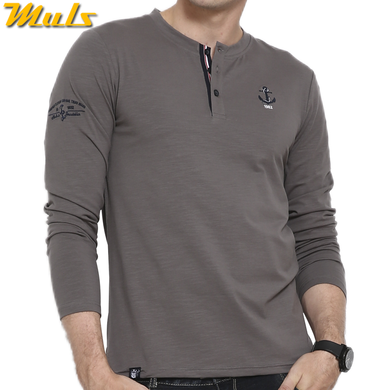 Compare Prices on Long Sleeve Shirt Men 3 Button- Online Shopping ...