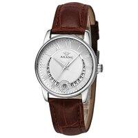 Top Famous Luxury brand AILANG Mechanical Women Watch Calendar Wrist watch Rose Gold Women automatic Watch Relogio Feminino