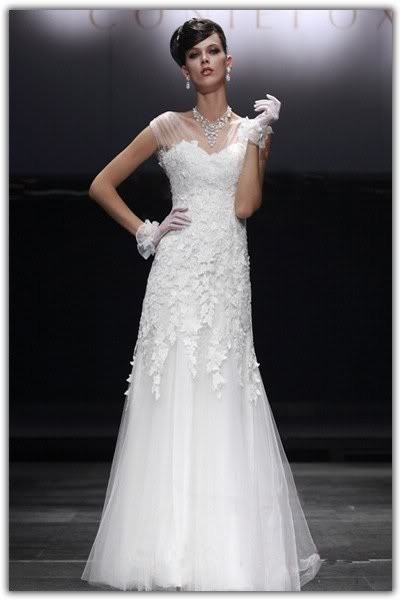 Free Shipping 2016 Davids Bridal Initial Sweep Train Lace High Neck Y White Ivory Gown