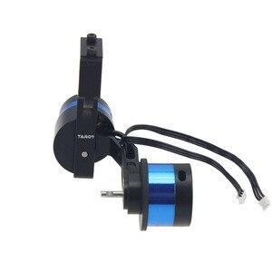 Image 5 - Tarot T 2D 2 essieux sans brosse cardan caméra PTZ montage FPV support TL68A08 pour GoPro Hero3 sans carte de contrôleur gyroscopique