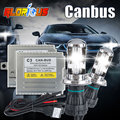 XENON H4 KIT New Best price slim hid kit h4 bixenon h/l beam xenon light 12v 35w car lamp H4 H13 9004 H/L Beam bi xenon canbus