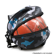 Round Shape Ball Bag Sports Adjustable