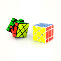 Neo Cube Magic Cubos Magicos Puzzles 3x3x3 Skewb Cube Twist Puzzle Spinner Hand Anti Stress Neo