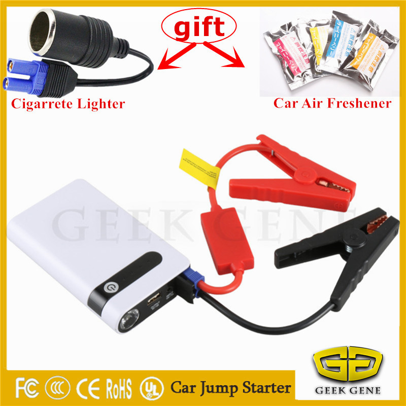 New Arrival Car Jump Starter 12000mAh Power Bank 400A Pack Portable 12V Starting Device Car Charger