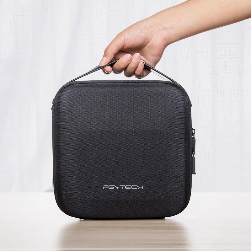 PGYTECH New Arrival Carrying Case EVA Hard Protective Bag Protable Storage Bag Box Handbag Case for DJI Tello Case Accessories цены