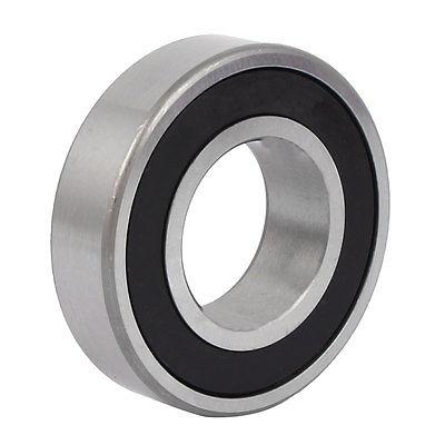 RZ6206 62mm x 30mm x 16mm Single Row Double Shielded Deep Groove Ball Bearing 1pcs double shielded miniature deep groove ball bearings mr137zz 7 13 4 mm