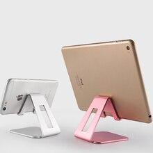 Universal metal Desk Holder Tablet Mobile Phone For iPhone 7 8 X for redmi k20 mi 9 se mobile phone  bracket