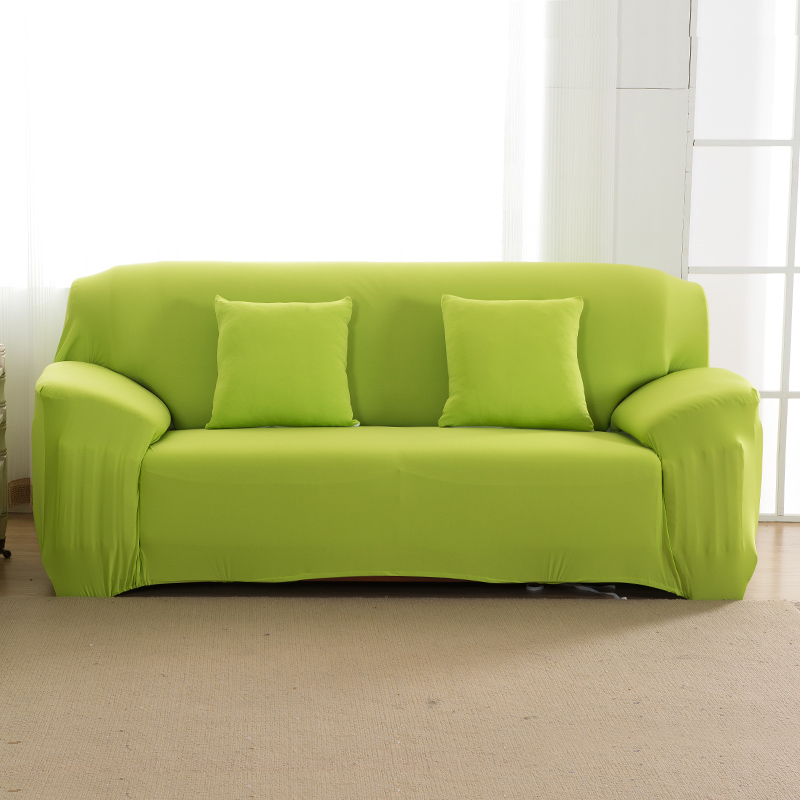 Up To 3 Seats Stretchable Sofa Cover 35