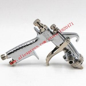 Image 5 - W 101 Spray Gun W101 134g HVLP manual spray gun 0.8 / 1.0 / 1.3 / 1.5 / 1.8mm 400ml furniture automatic painting, car paint gun