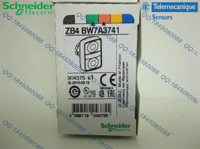 Push button switch XB4 Series ZB4BW7A3741 ZB4-BW7A3741 push button switch xb4 series zb4bg2 zb4 bg2