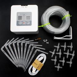 Adeeing DIY микро автоматический комплект капельного полива само полива Системы с 30-день таймер и зарядка через usb