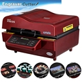 110 V 3D Sublimación Máquina de Prensa de Calor para las Cajas Del Teléfono Tazas Tazas de Transferencia de Calor de Impresión