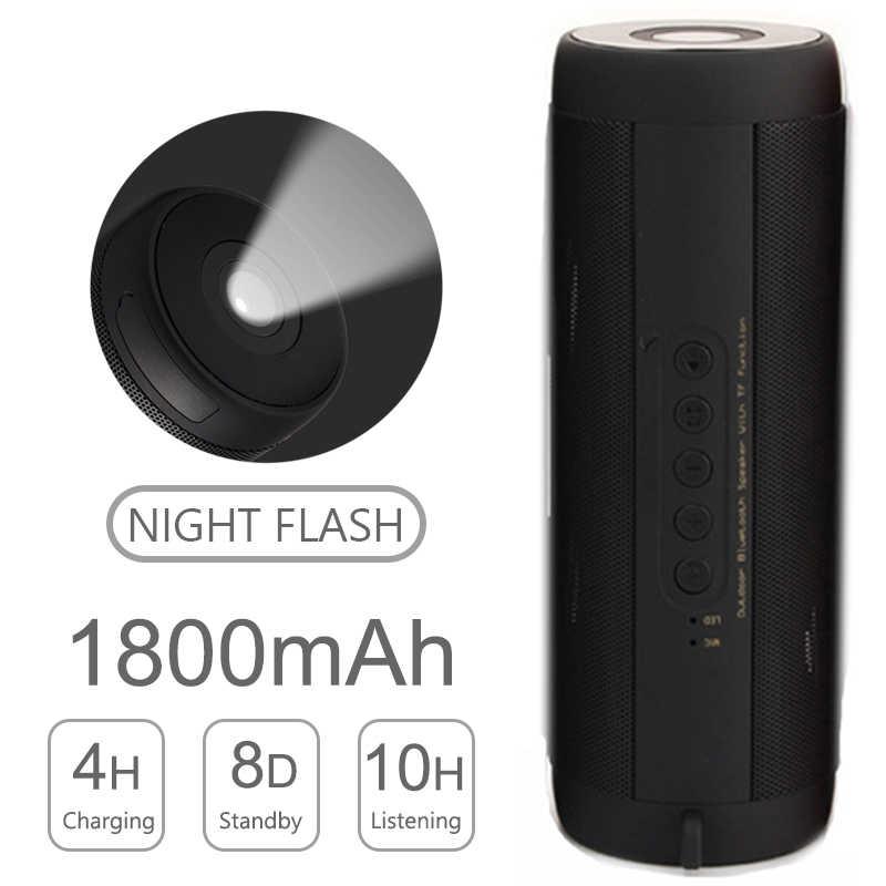 2019 T2 bezprzewodowe głośniki z bluetooth najlepszy wodoodporny przenośny głośnik zewnętrzny Mini kolumna Box głośnik do iphone Xiaomi