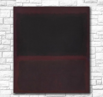 Wall Pictures For Living Room Abstract Mark Rothko No. 12 1960 Canvas Art Home Decor Modern No Frame Oil Painting