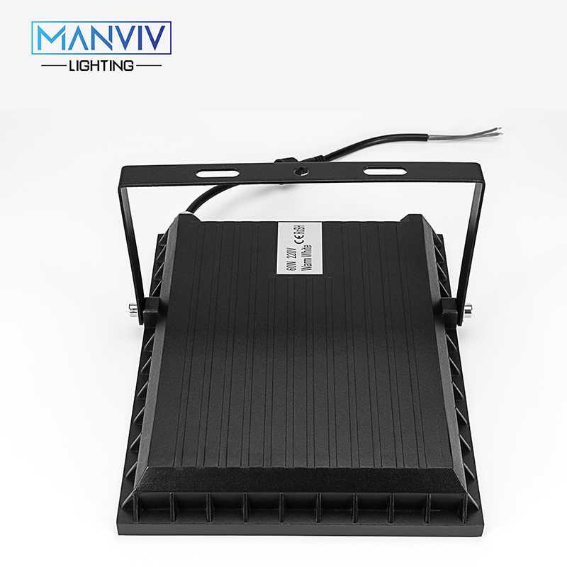 Светодиодный прожектор датчика движения 15 Вт 30 Вт 45 Вт, 60 Вт, AC220V SMD2835 Регулируемый Сенсор открытый LightingGarden прожектор для гаража настенный светильник