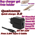 Tronsmart WC1T Quick Charge 3.0 USB Charger 18W Voltiq Fast Phone Charger EU for Xiaomi Mi5 LG G5 Nexus 5X 6P Oneplus 3 Huawei