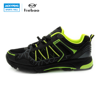 TIEBAO Breathable Bicycle Leisure Cycling Shoes Men Women MTB Mountain Road Bike Athlet Shoes Rubber Soles Self Locking Shoes