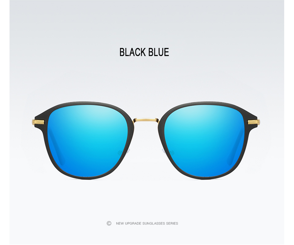 af213f194c ELITERA Full Slim Frame Polarized Sunglasses Women Men Retro Vintage ...