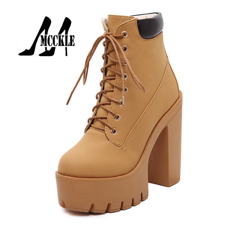 popular chunky heel platform shoes buy cheap chunky heel
