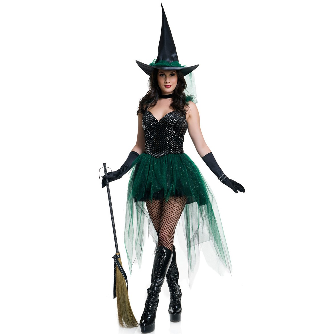 Popular Deluxe Witch Costume-Buy Cheap Deluxe Witch Costume lots ...