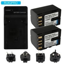 7.2V 2200mAh BN-V416 BN V416 Camera Charger Battery For JVC BN-V428 V428U GR-D31 GR-D34 GR-D93 GR-D220 GR-D225 GR-D228 GR-D230
