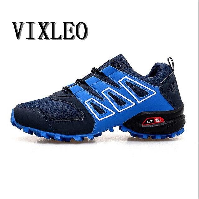detailed look e7c09 682d1 VIXLEO Topsell 2018 hombres 3 zapatos casuales negro rojo blanco zapatos  cómodos transpirables envío gratis tamaño
