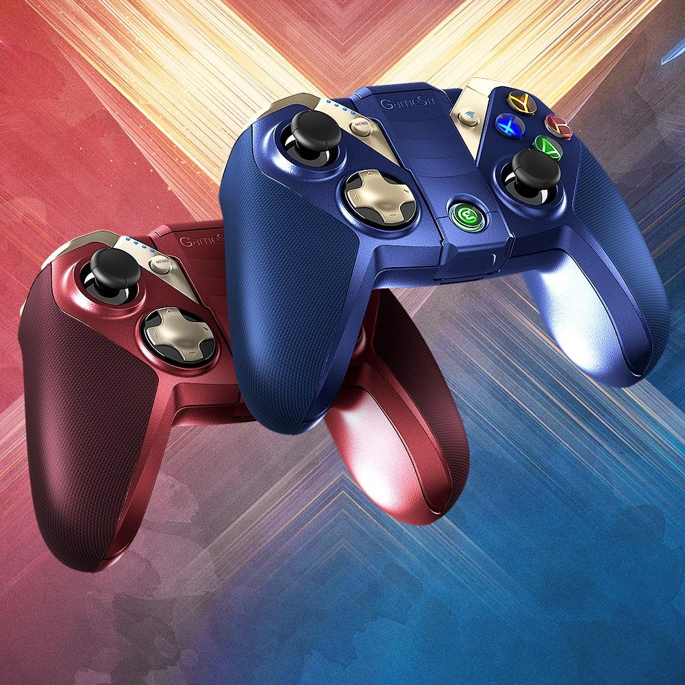 GameSir M2 MFi Bluetooth Game controller Wireless gamepad for iOS iPhone iPod Mac Apple TV
