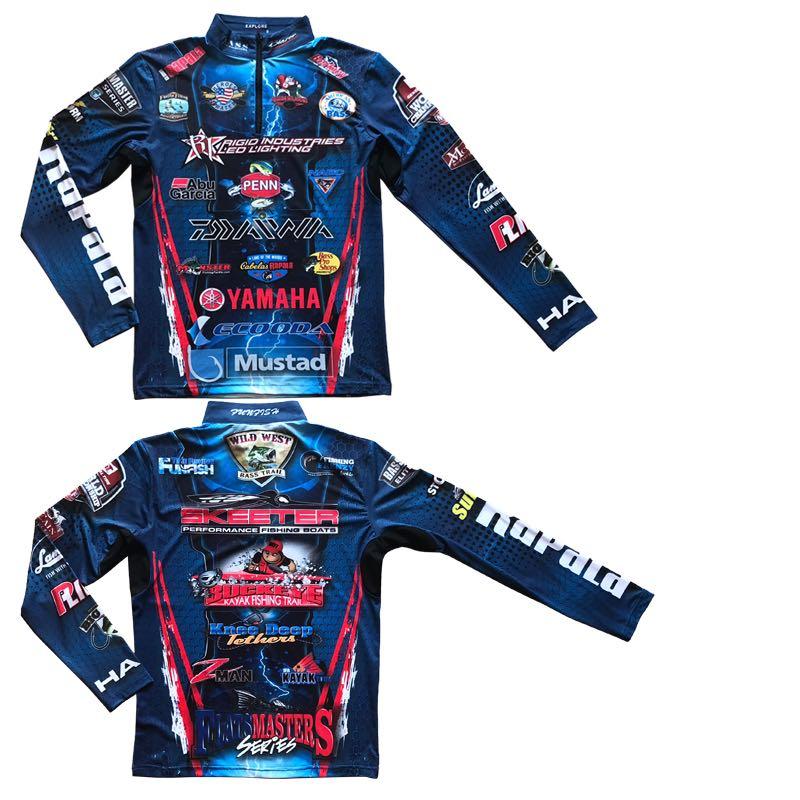 2018 nueva ropa de pesca DAIWA abrigo de verano de manga larga sensación fría protector solar anti-UV transpirable DAIWAS envío gratis
