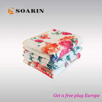 Electric Blanket Electric Heated Blanket Mat 220v Manta Electrica Blanket Heated Blanket Couverture Electrique Carpets Heated