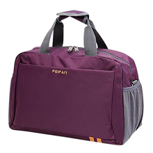 Travel Bag Women Oxford Waterproof Portable Female Handbag  Large Capacity Duffle Weekend Bags For 07T