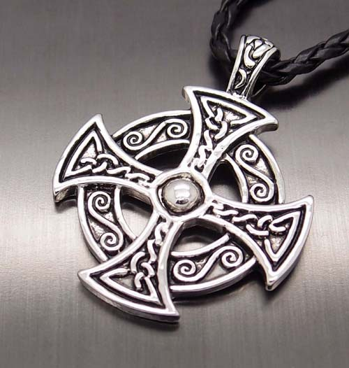 Hot mens silver celtic solar cross new fashion pewter pendant hot mens silver celtic solar cross new fashion pewter pendant with 20 choker necklace jewelry p235 in pendants from jewelry accessories on mozeypictures Gallery