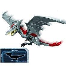 10PCS/LOT Jurassic World 2 Dinosaur Ancient Wing Dragon Building Blocks Action Figure Bricks Toys Gift
