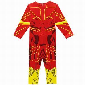 Image 3 - את פלאש תלבושות ילדים ליל כל הקדושים תלבושות עבור בני סרבלי Superhero פלאש קוספליי תחפושות ילדי ציוד חגיגי מפלגה