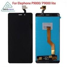 P9000 ЖК-для Elephone P9000 экран сенсорный ЖК-экран планшета телефон запчасти для Elephone P9000 ЖК-дисплей инструменты + закаленное пленка