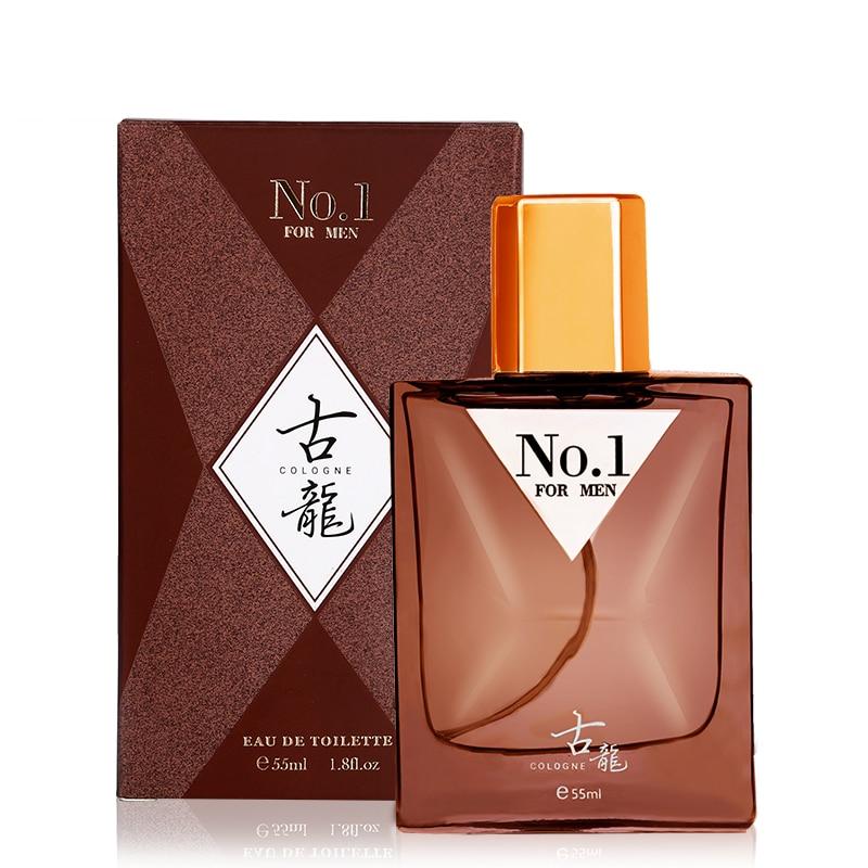 Men Gulong Perfume Classic Smell Long Lasting Fragrance Deodorants Anti Odor Male Perfum Spray Glass Bottle(China)