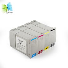 WINNERJET 350ml for HP 80 Compatible Ink Cartridge with Dye Ink and One Time Use Chip For HP Designjet 1050 1055 Printer wj69ink postage meter ink compatible with hasler wj60 wj65 wj90 wj95 and wj110 franking machines