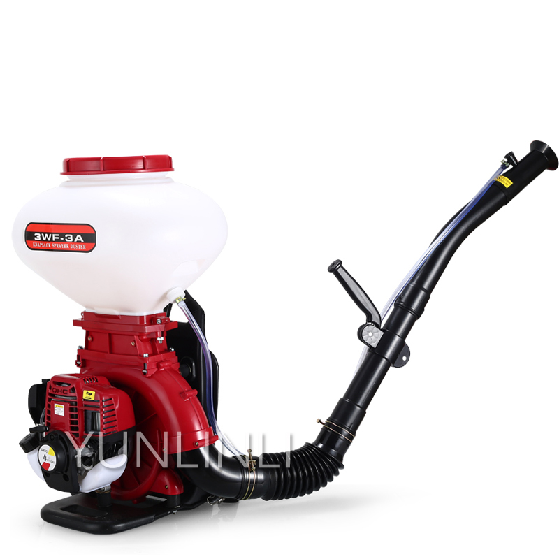 26L Gasoline Engine Sprayer High-Intensity Lawn And Garden Sprayer & Atomizer Agricultural Pesticides Fertilizers Sprayer 3WF-3A image